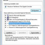 network config windows