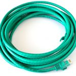 EthernetCableGreen